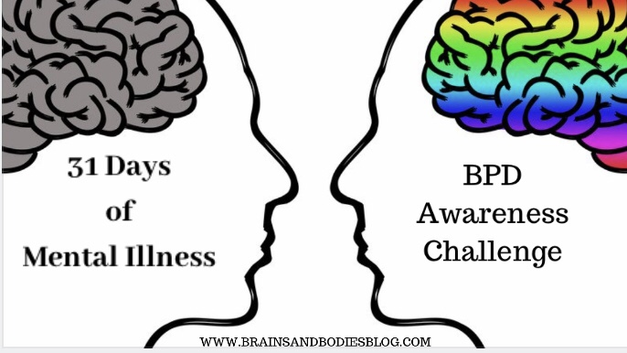 Borderline Personality Disorder Awareness Challenge