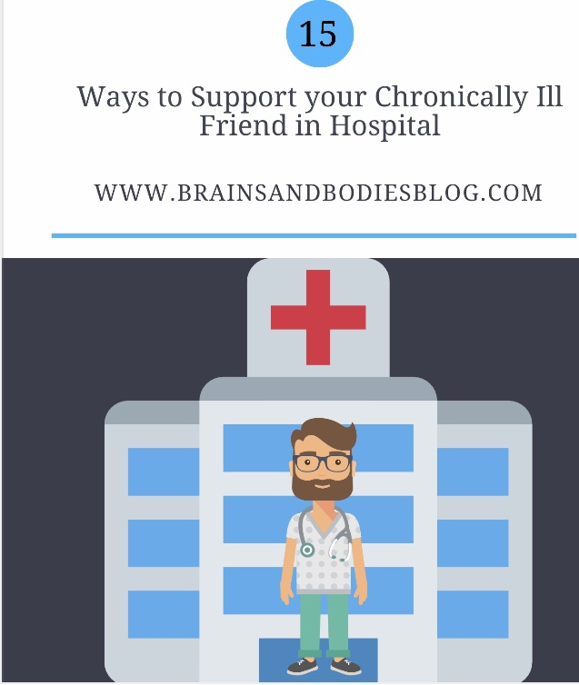 Ways to Support your Chronically Ill Friend in Hospital